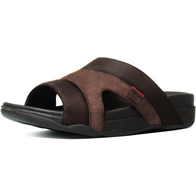 d9383790bef8 Freeway III™ Mens Sandals in Chocolate