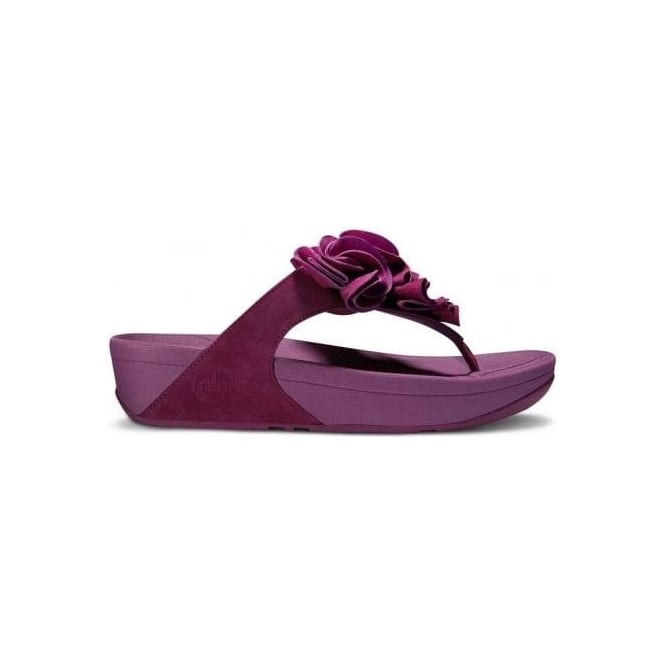 17901cb39836 FitFlops - Frou in Purple Suede from Mozimo