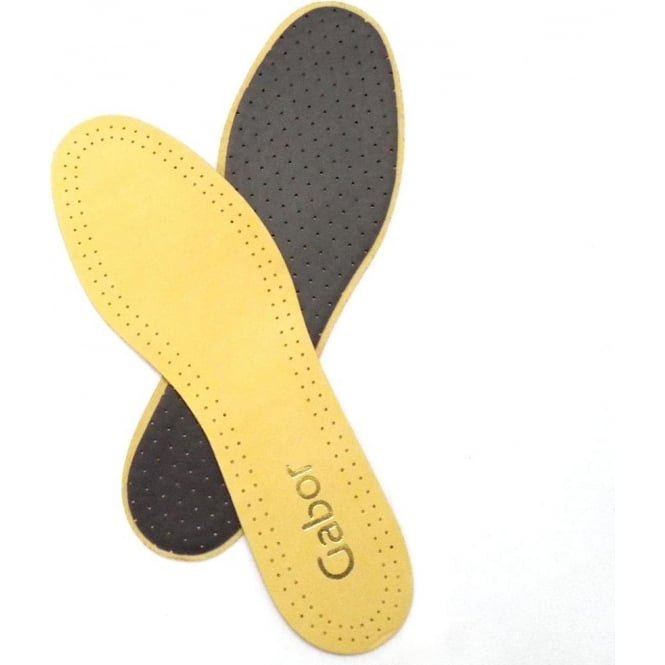 Gabor Shoecare Full Leather 100% Natural Insoles
