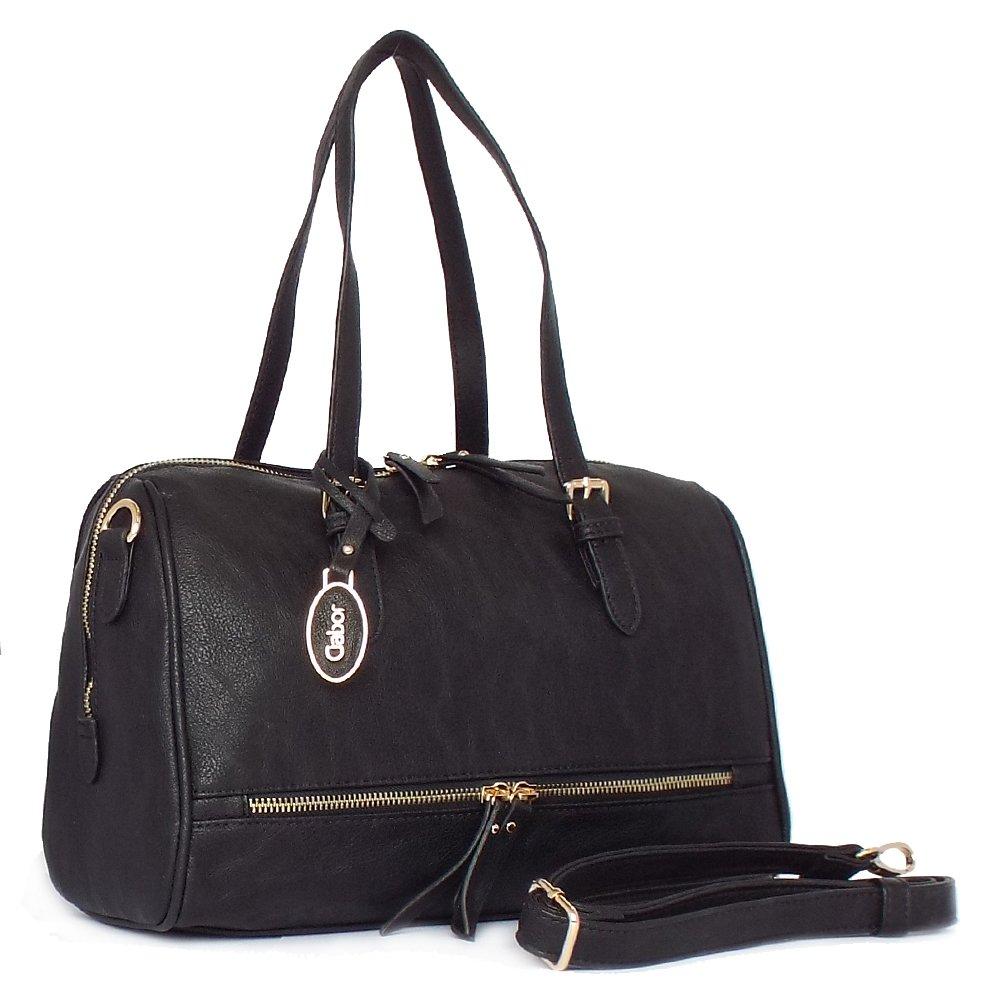 Amazing Ladies Women Genuine Leather Handbag Black Soft Cross Body Shoulder Bag 3731 | EBay