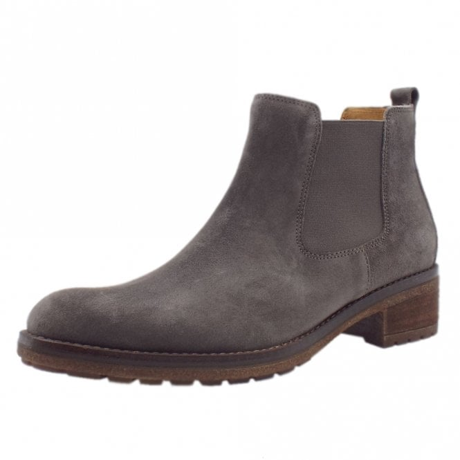 4819a7798ce Brilliant Chelsea Ankle Boots in Wallaby Suede