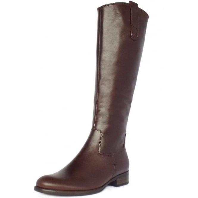Gabor Boots | Brook Knee High Brown