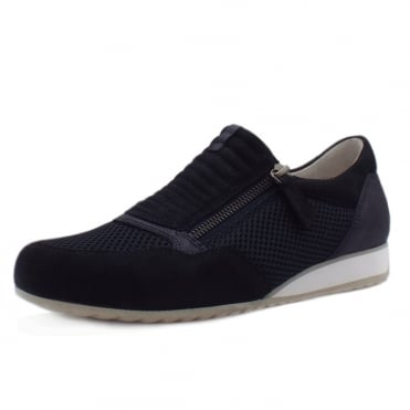 Brunello Modern Sneakers Night Blue