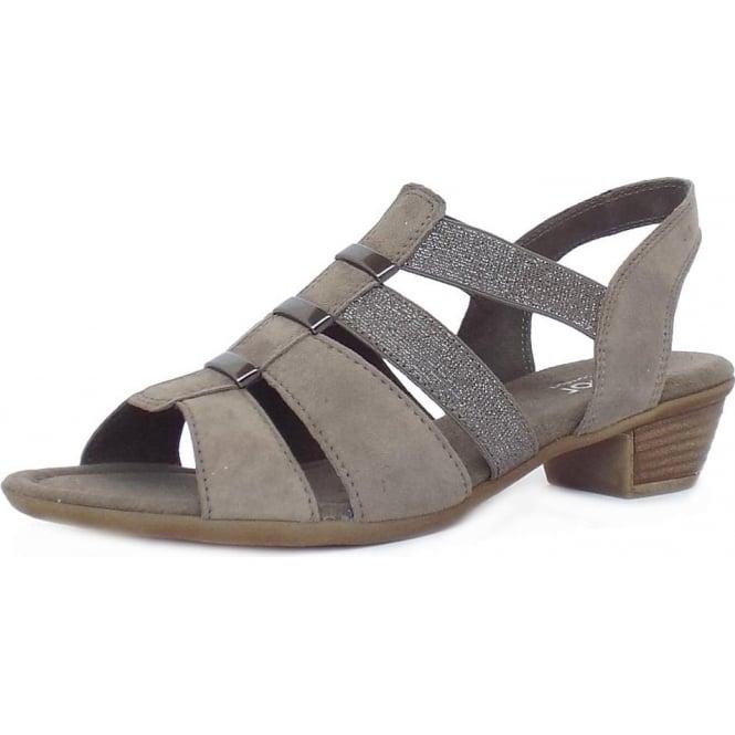 129d14945d11 Joan Women  039 s Lighweight Slip-On Sandals in Mineral Grey