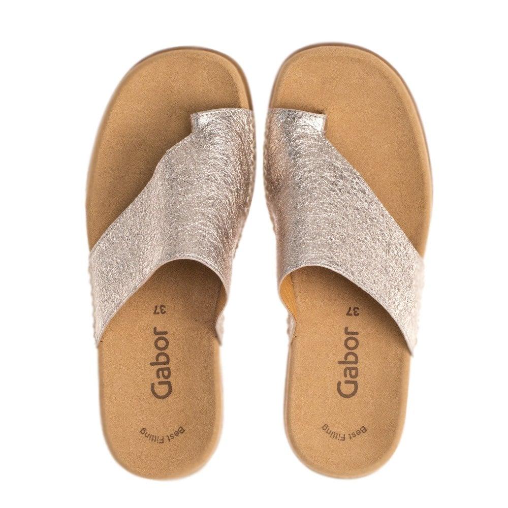 cd47c09d4 Lanzarote Comfortable Sandal Mules in Mushroom