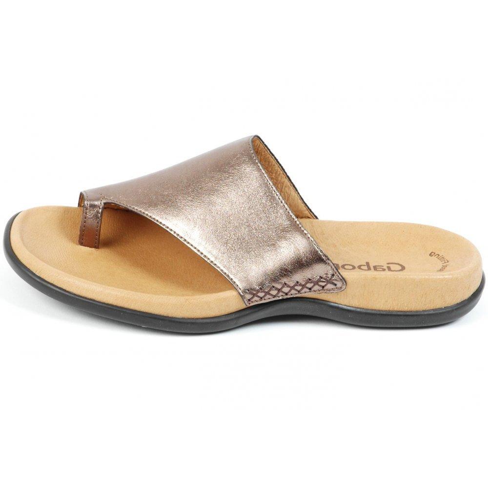 Gabor Sandal| Lanzarote Ladies Wide Fit