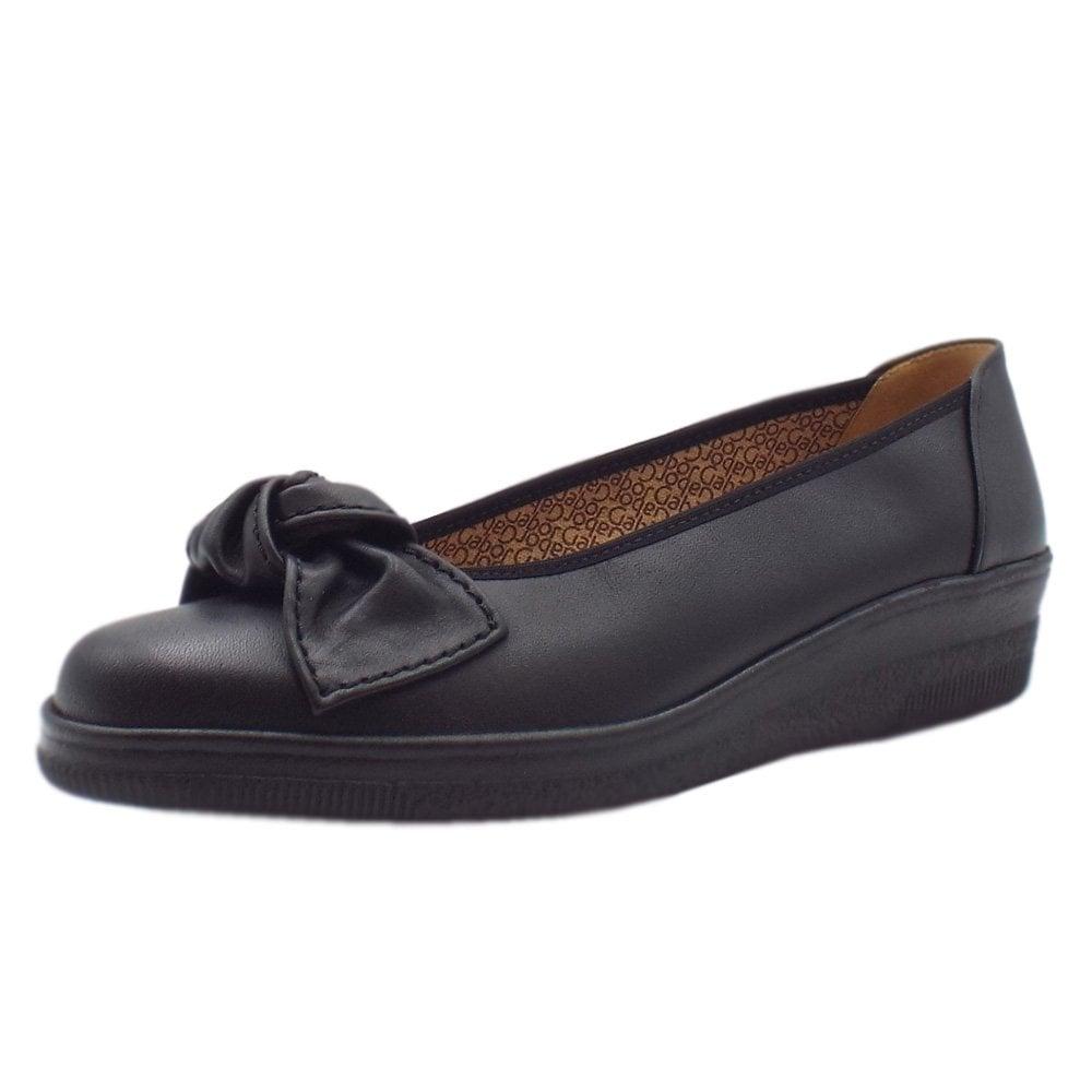 Gabor Shoes | Lesley Ladies Wide Fit