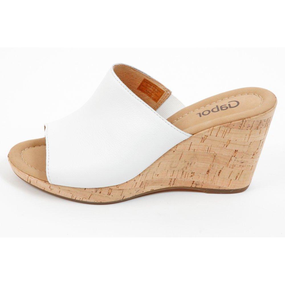 Gabor Shoes | Maple Womens Wedge Sandal