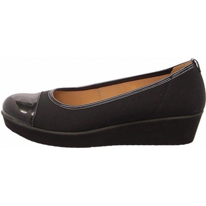 Gabor Orient Pump Shoes Black