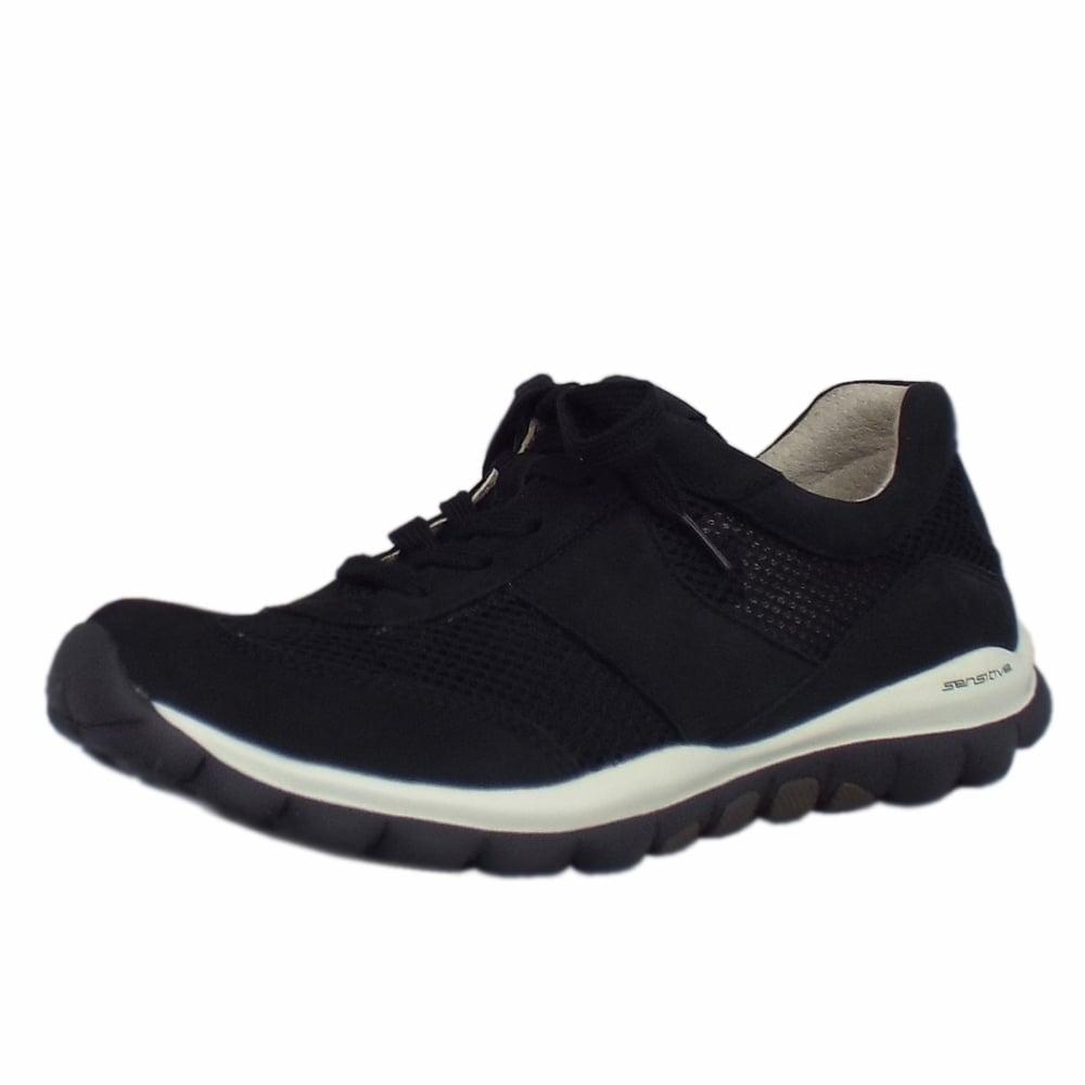 Gabor Rollingsoft Helen Modern Sneakers in Night Blue