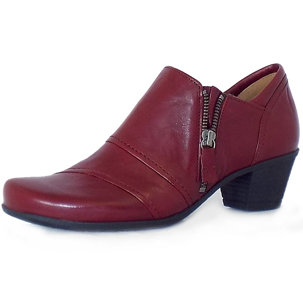 Womens Low Heel Shoes