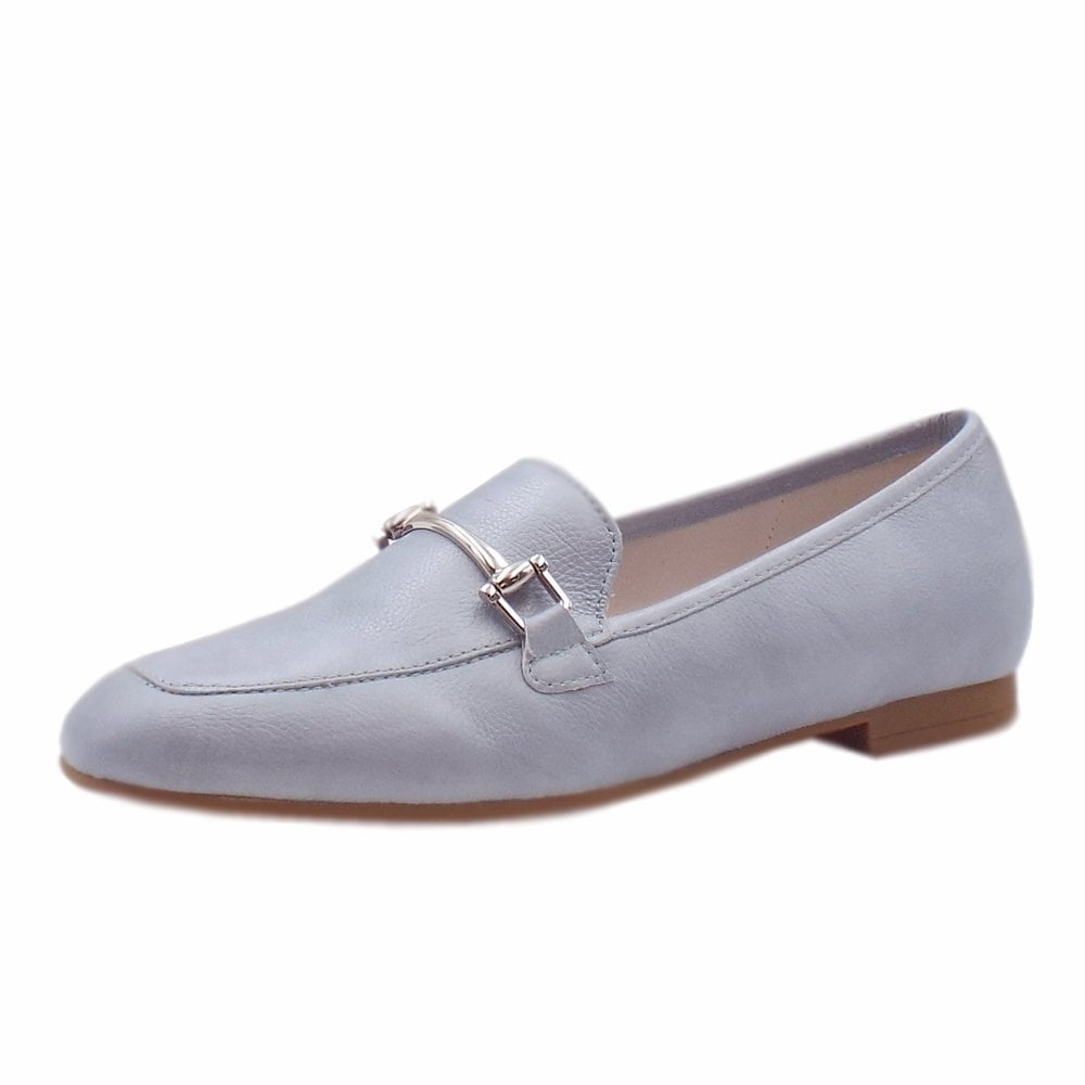new arrive united states reliable quality Serin Smart Loafer Shoes in Aqua