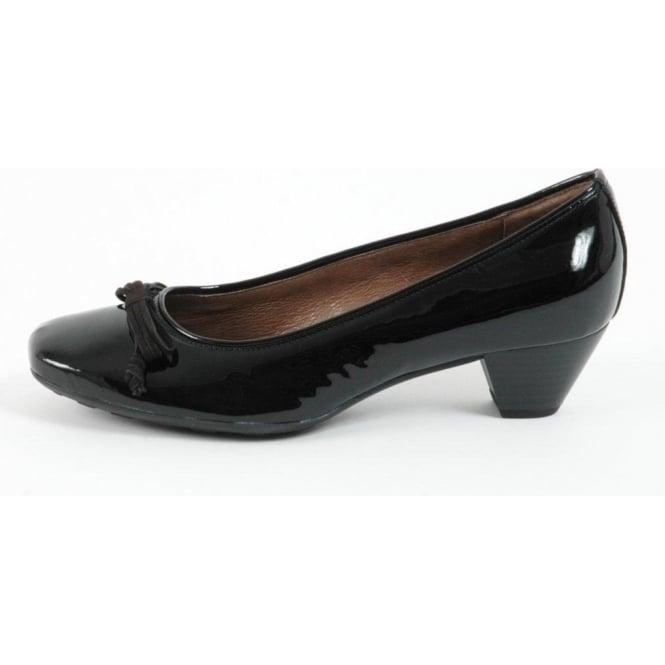 Sonia Womens Low Heel Court Shoe in