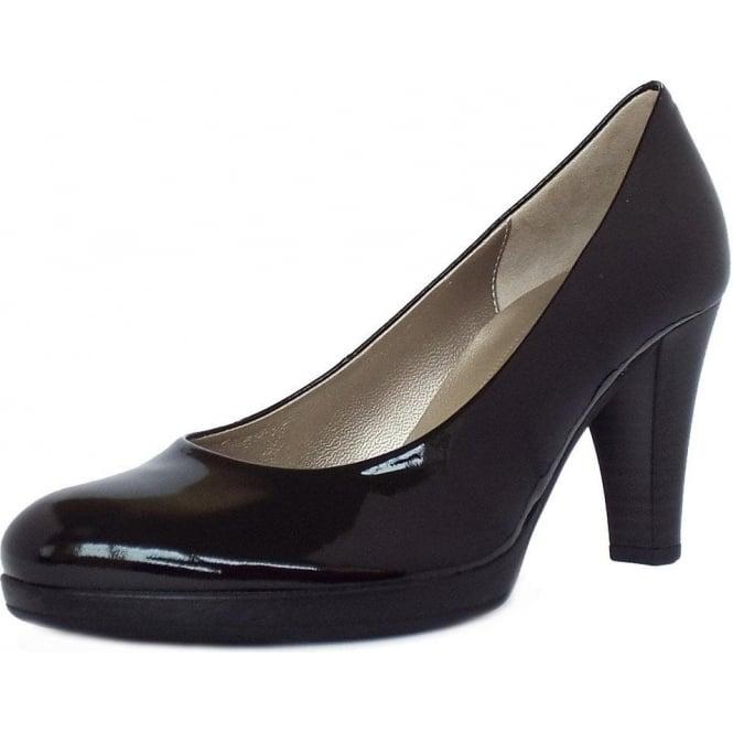 Soria Ladies High Heel Court Shoe