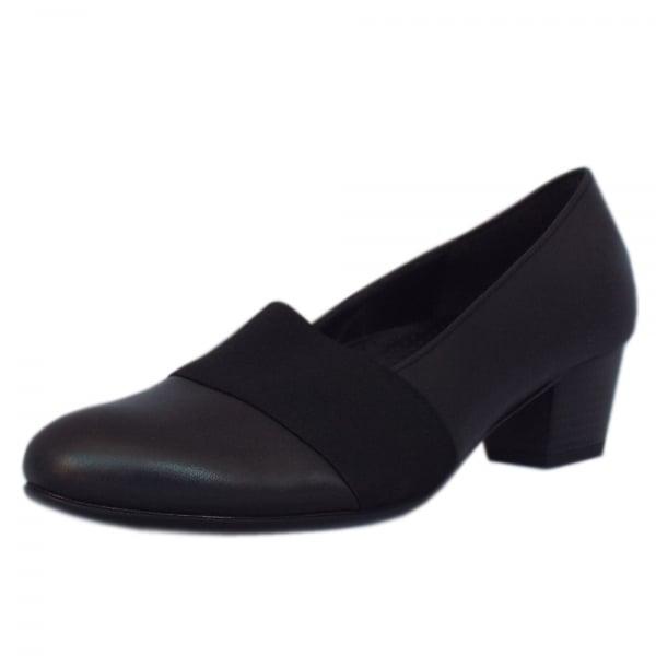 Sovereign Gabor shoe 4 NAVY SUEDE zKOhxvfQ