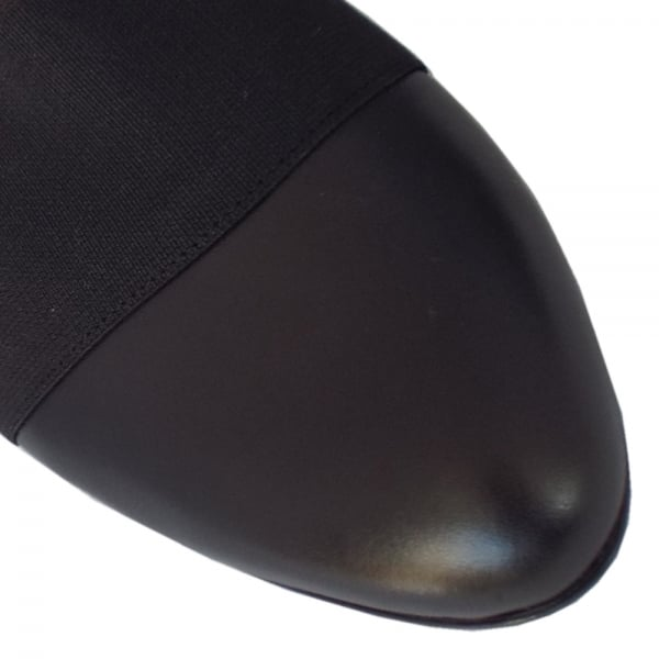 9e86acf24e6 Sovereign Low Heel Court Shoes in Black