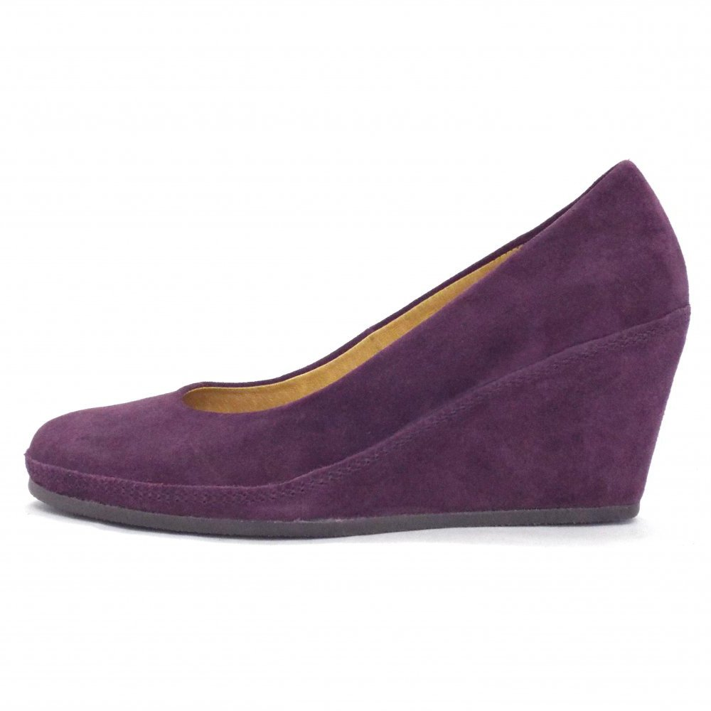 purple wedge shoes wedge sandals