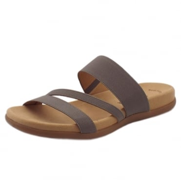 Tomcat Modern Sporty Sandals in Fumo