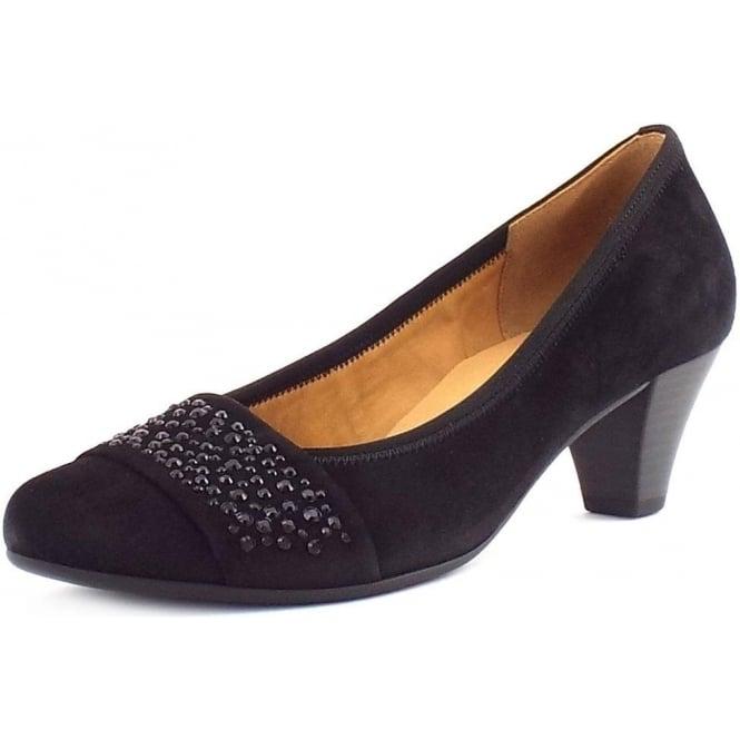 Ecco Mid Heel Court Shoes