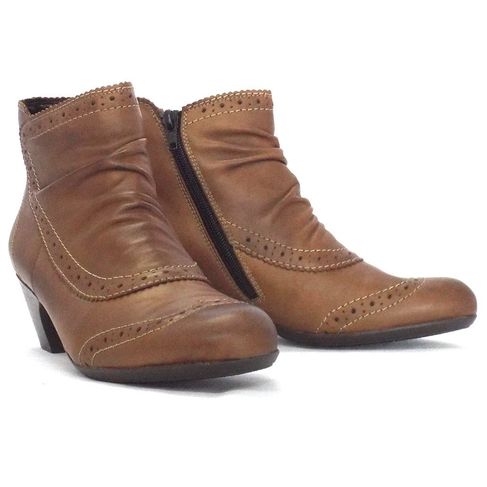 Find tan leather ankle boots at ShopStyle. Shop the latest collection of tan leather ankle boots from the most popular stores - all in one place.