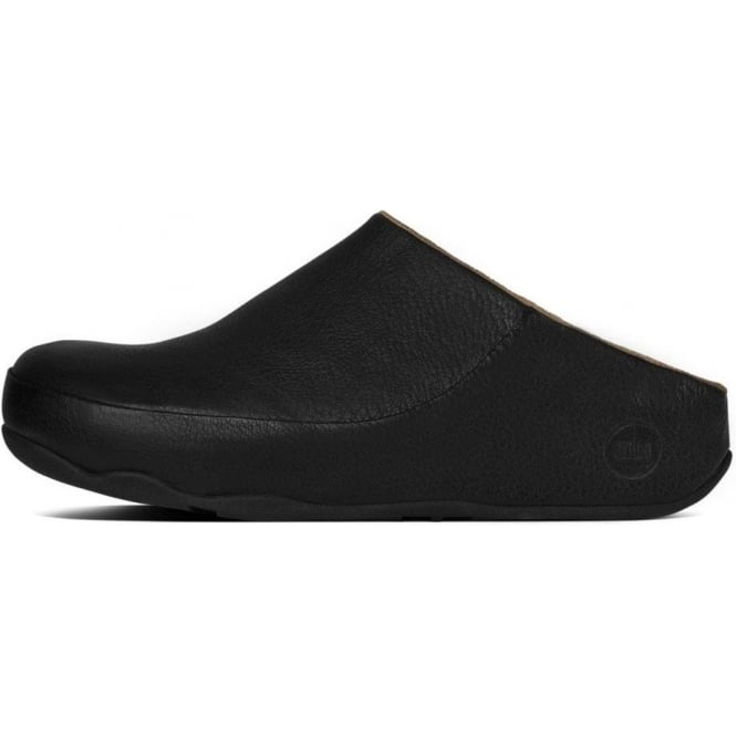 09f51d9c572f47 Gogh™ Moc Women  039 s Slip On Clogs in Black Leather