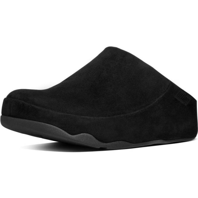 6498cec311cfa Gogh™ Moc Women  039 s Slip On Clogs in Black Suede