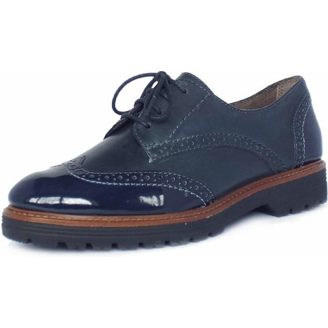 Modern Wide Fit Brogues