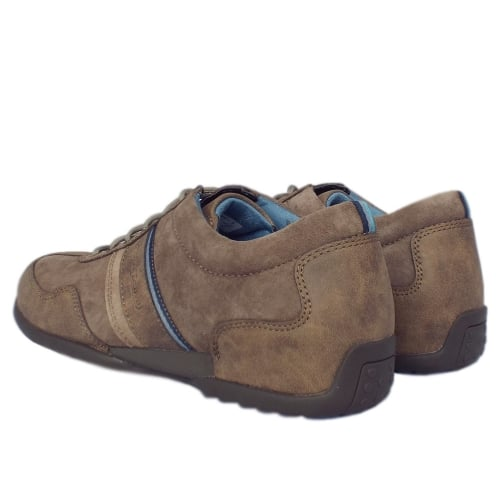 Gregory S Casual Suede Shoes