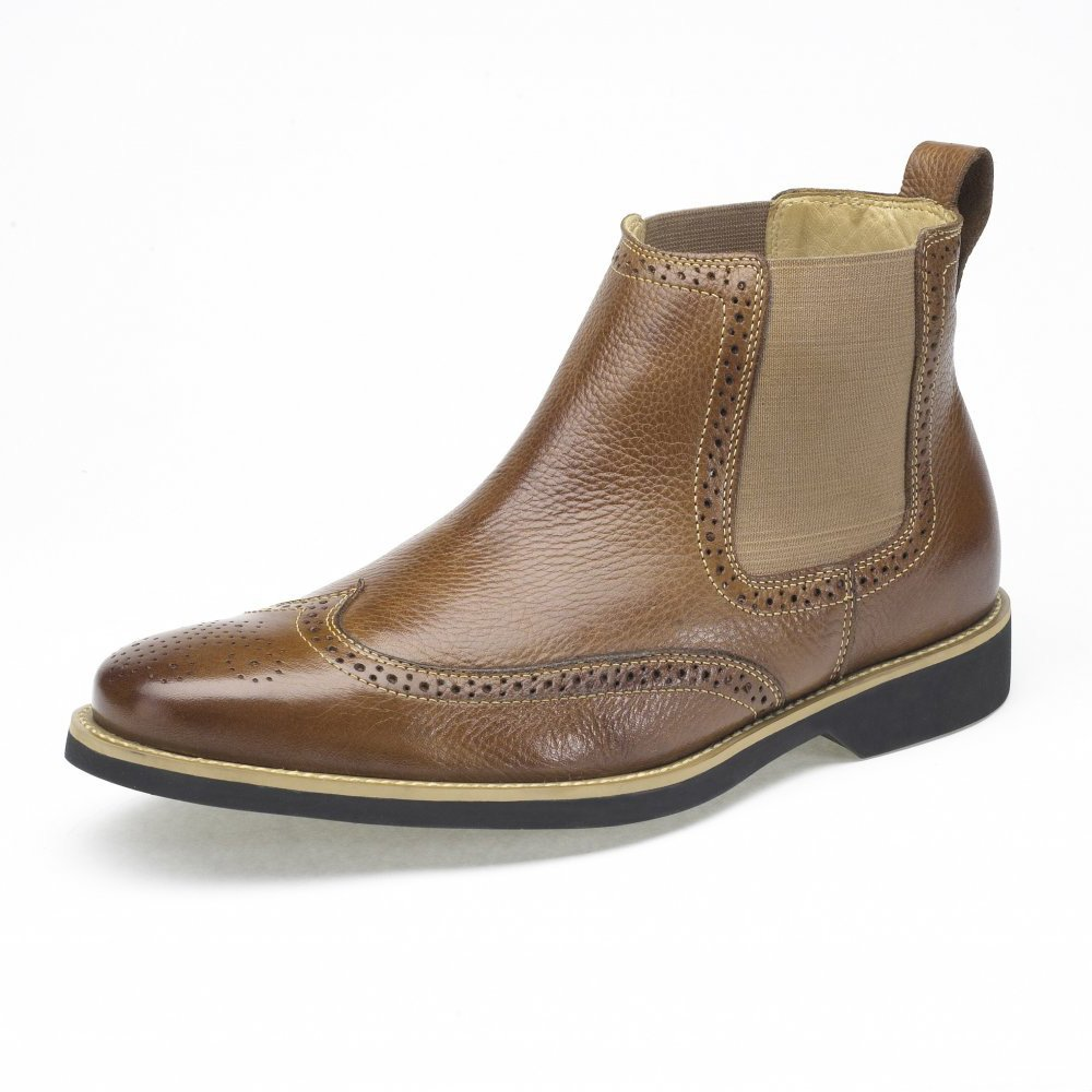 anatomic shoes mens leather boot from mozimo