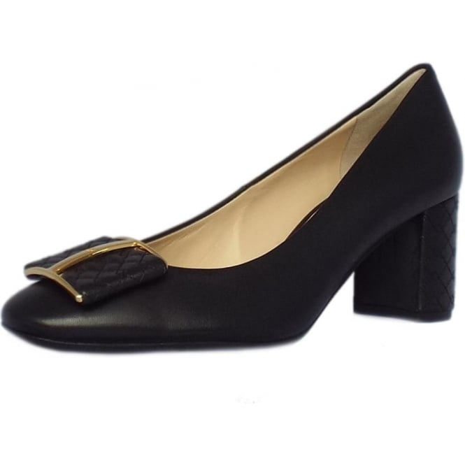 buy cheap extremely Hogl block heel pumps cheap pre order OyDBhprc