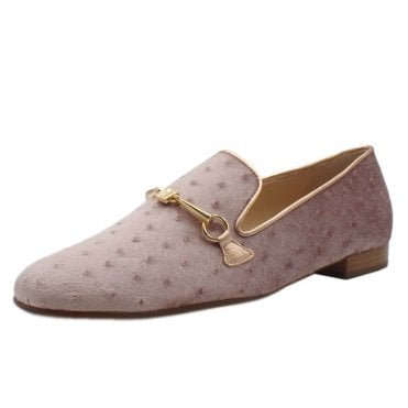 5-10 1616 Tudor Classic Loafers in Rose
