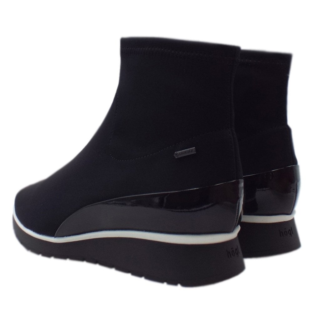 best really comfortable thoughts on Hogl Gore-Tex Boots | 6-10 3708 0100 | Impact in Black | Mozimo