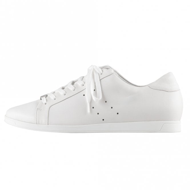 Högl 7-10 0500 Serenity Lace Up Sneakers in White