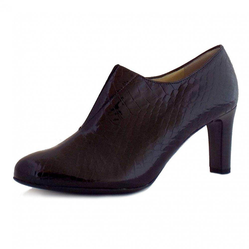 Rieker Black Shoe Boot