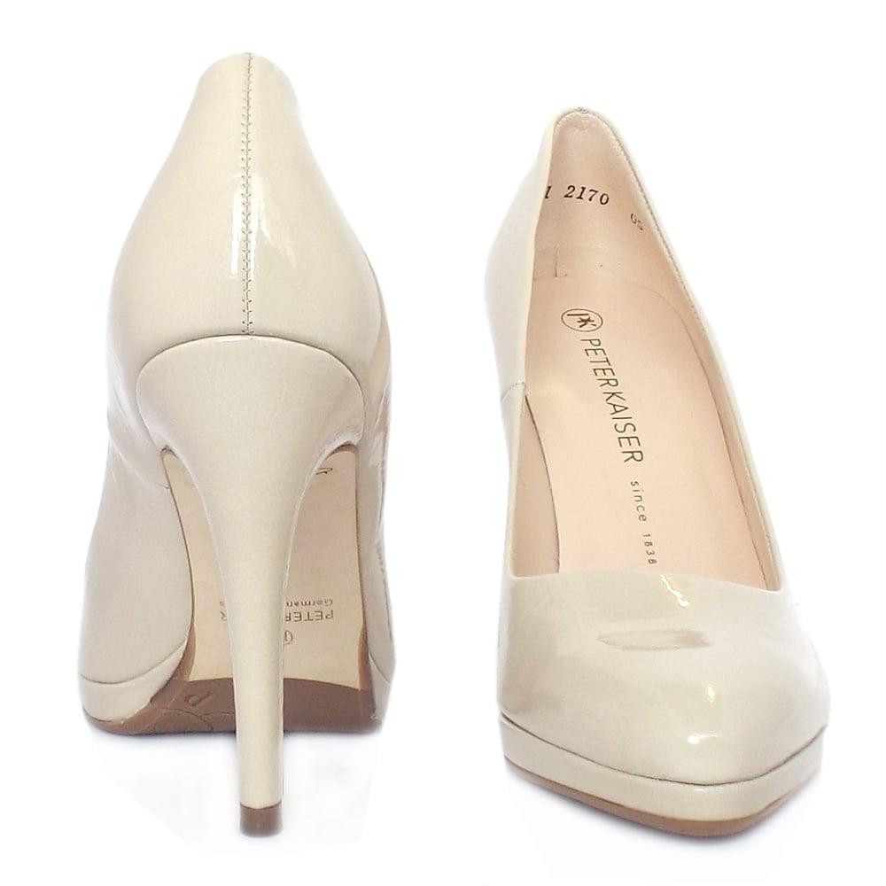 kaiser hertha s high heel court shoes in
