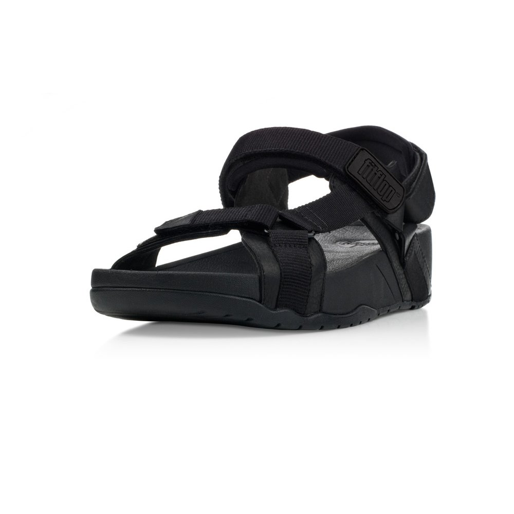 8c6f6792d Fitflop Hyker Leather Sandals