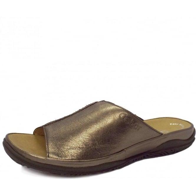 c082fd567 Idol Ladies Wide Fit Sandal in Antique Silver
