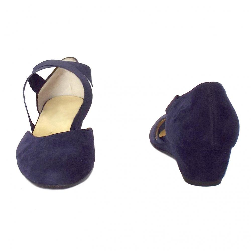 Lemonade Navy Crystal Shoes | Sparkle Navy Shoes | Lemonade Shoes