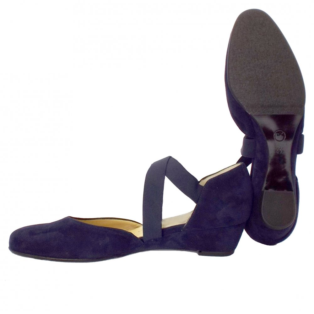 navy wedge shoes wedge sandals