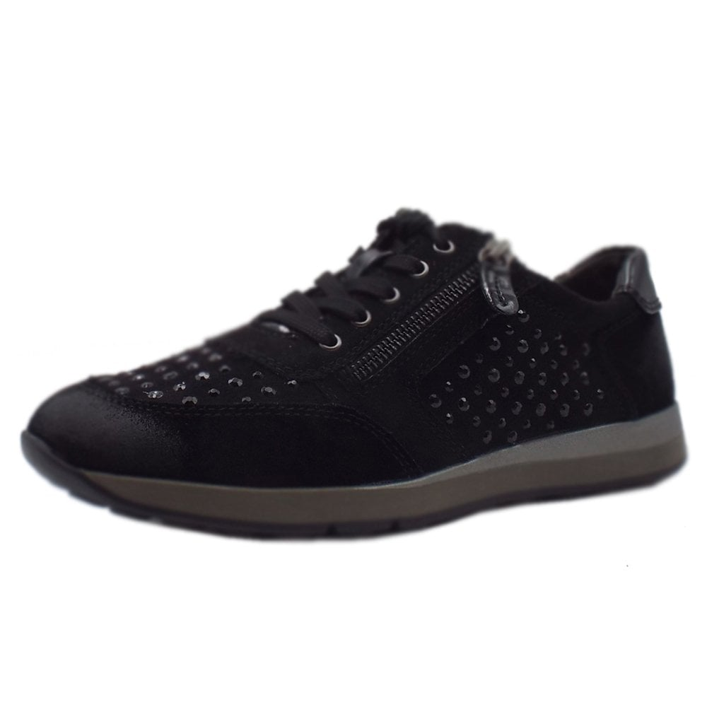 smart black womens trainers coupon code