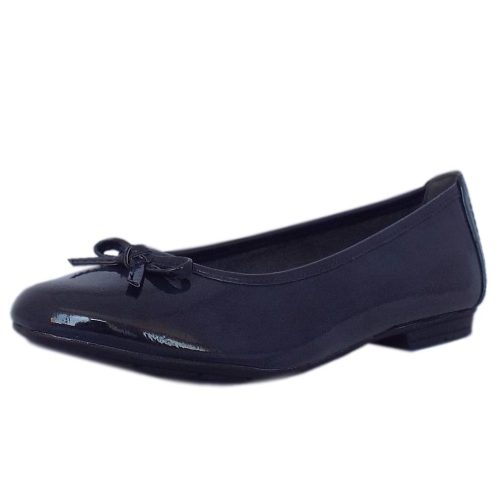 Jana Ballet pumps - navy shDGRFhx