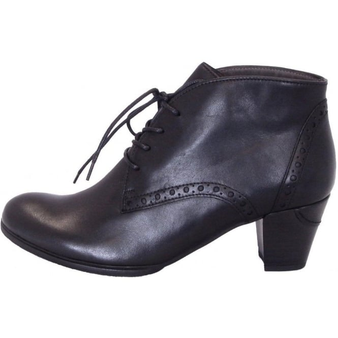 Jayse Womens Lace Up Ankle Boot