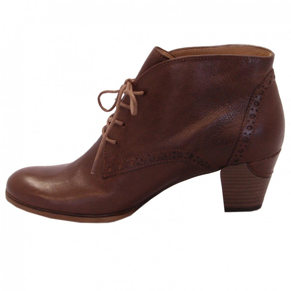 Model Women39s Brooke LaceUp With Zipper BootWomen39s Brooke LaceUp With
