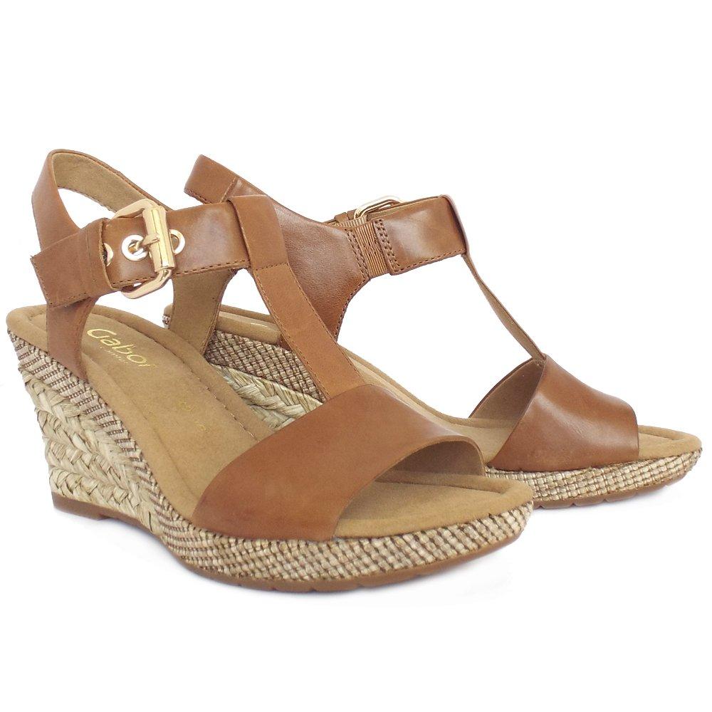 Fantastic Womens Solillas Solillas Sandal TAN LEATHER Sandals  EBay