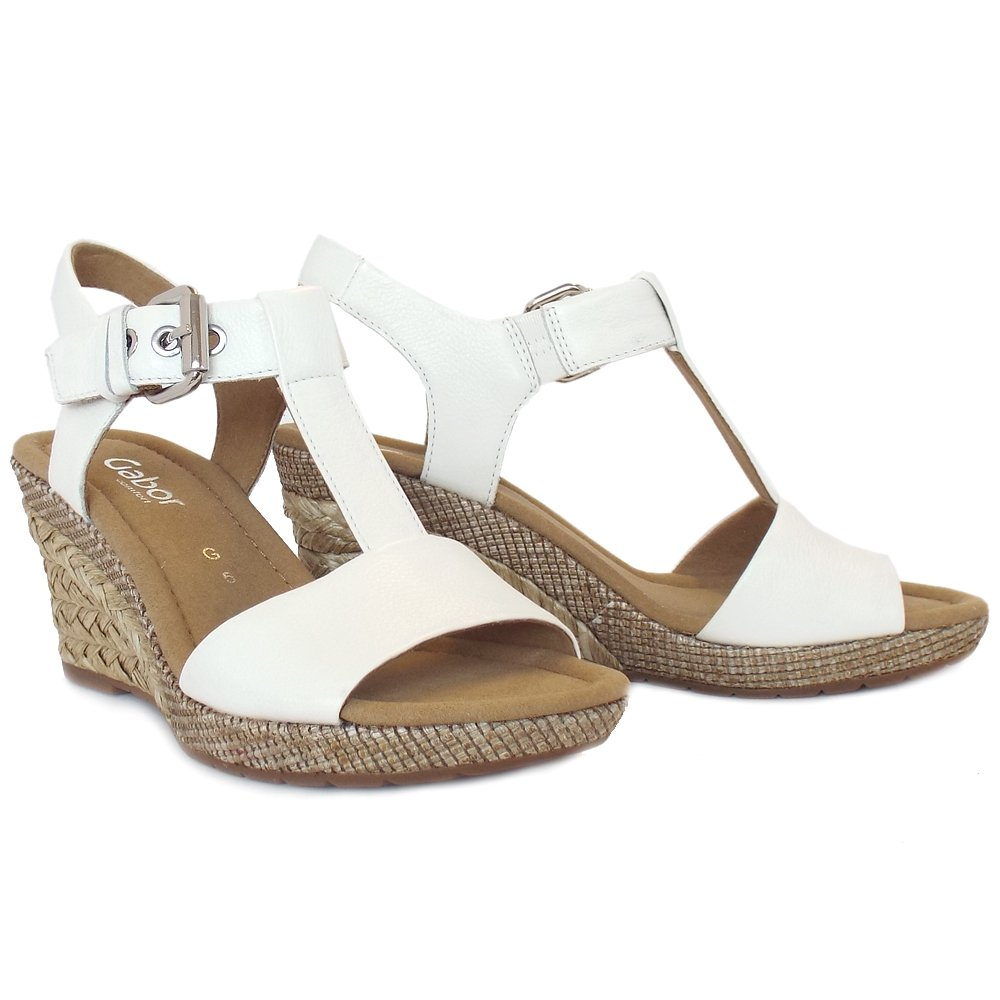 Find White woven leather women's sandals at ShopStyle. Shop the latest collection of White woven leather women's sandals from the most popular stores.
