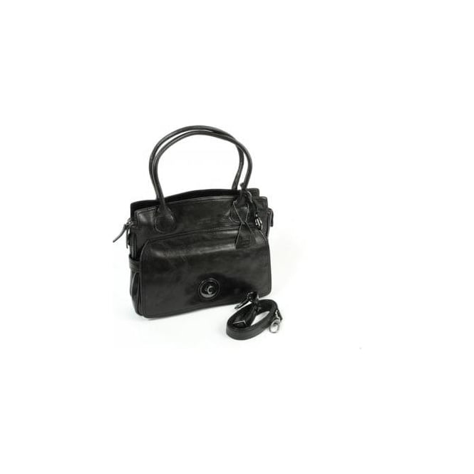 L. Credi 6688 Women's large handbag