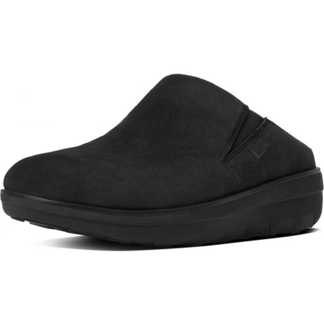 69e239bcb5467b FitFlop™ Loaff™ Suede Clog