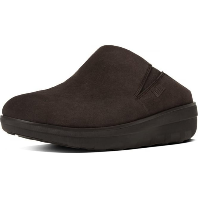 767caa249e3647 Loaff™ Suede Clogs in Chocolate