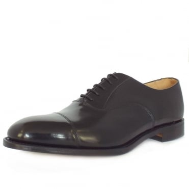 747 Mens leather classic Oxford style shoe