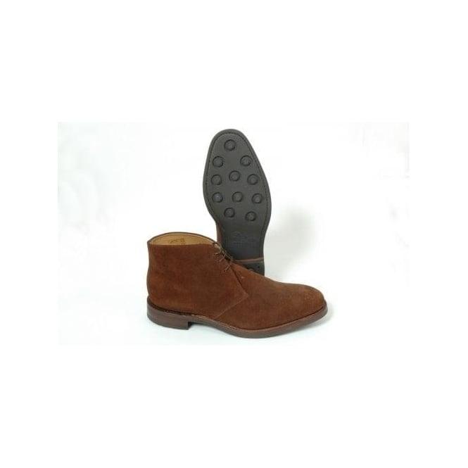 2a76e15f4ab Loake Kempton men's suede upper Chukka boot